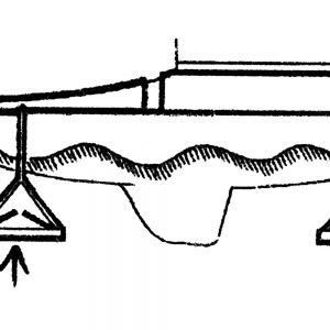Stabilisator mit Tasche