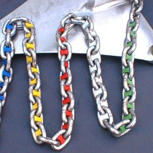 Chainmarkers in colour