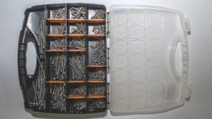 Blechschrauben Koffer