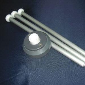 Standfuß mit Kugelgelenk für Möwenschutz Standard