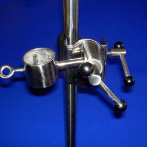 Reling-Universalhalterung für Möwenschutz Standard